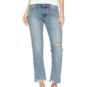 LUCKY BRAND Sweet N' Straight Destroyed Jeans 8|29